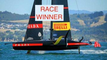 Luna Rossa vince la Prada Cup e vola in finale: un trionfo che parla siciliano