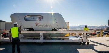 Da Palermo a Catania in 10 minuti: il treno Hyperloop anche in Sicilia