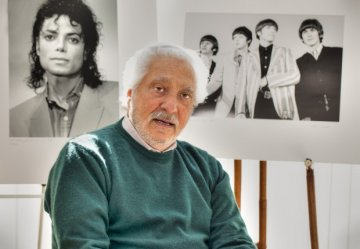Santi Visalli, il fotografo siciliano che ha conquistato l'America