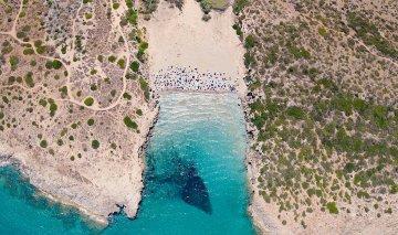 Spiaggia di Calamosche, oasi di pace e mare cristallino