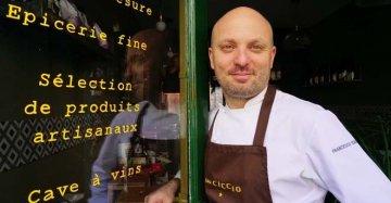 Da Palermo a Parigi, per tutti è Ciccio Chef: un cuoco con la laurea in Giurisprudenza