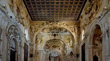 Un nuovo Auditorium a Sciacca: i lavori al Complesso di Santa Margherita