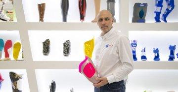 La Sicilia (innovativa) che ci piace: nel laboratorio da calzolaio del padre oggi produce protesi bioniche