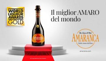 Il miglior amaro del mondo è siciliano: ad Amaranca il World Liqueur Awards 2021