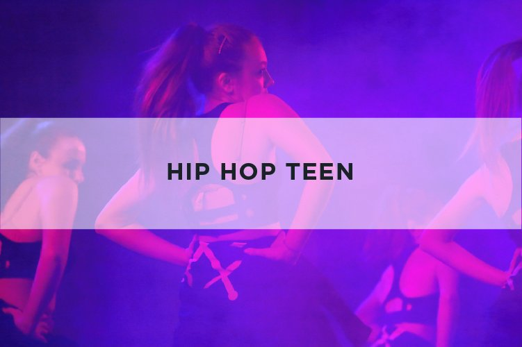 HIP HOP TEEN