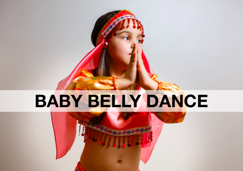 BABY BELLY DANCE