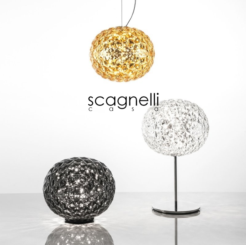 Scagnelli Casa presenta Lampada Planet Kartell