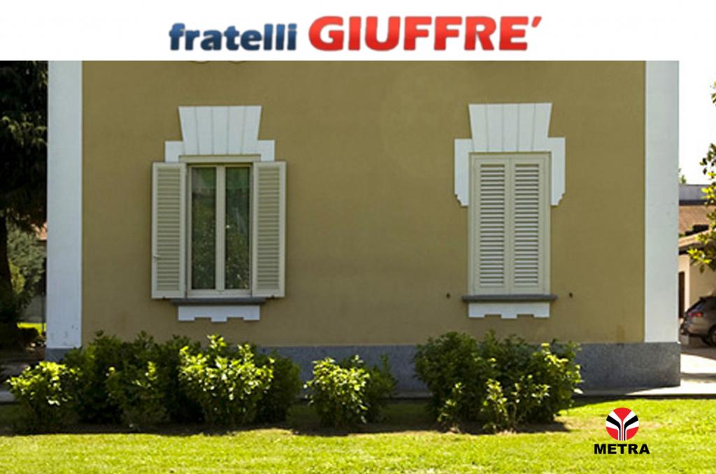 Fratelli Giuffrè - Sistemi oscuranti e persiane funzionali e resistenti.
