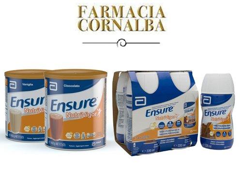 Giornata Ensure  - Mercoledì 21 Novembre - consulenza nutrizionale gratuita!