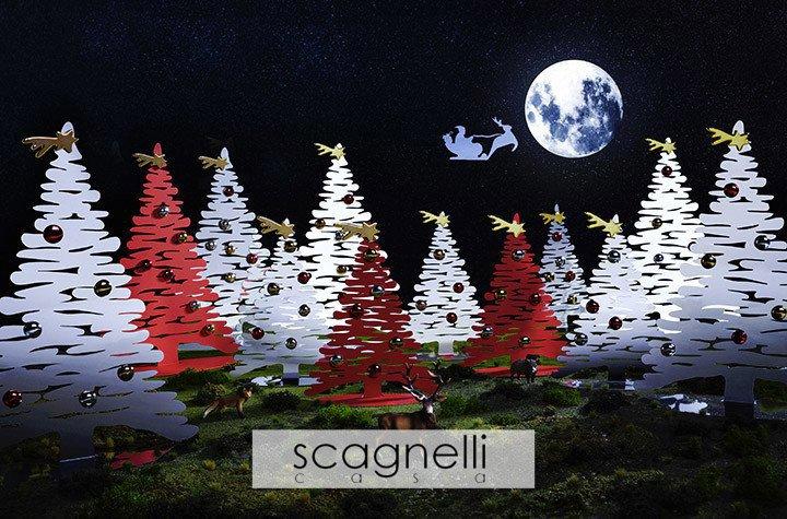 Decorazione natalizia - BarkFor Christmas Scagnelli