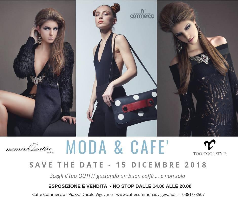 Moda & Caffè - Esposizione e Vendita - Caffè Commercio