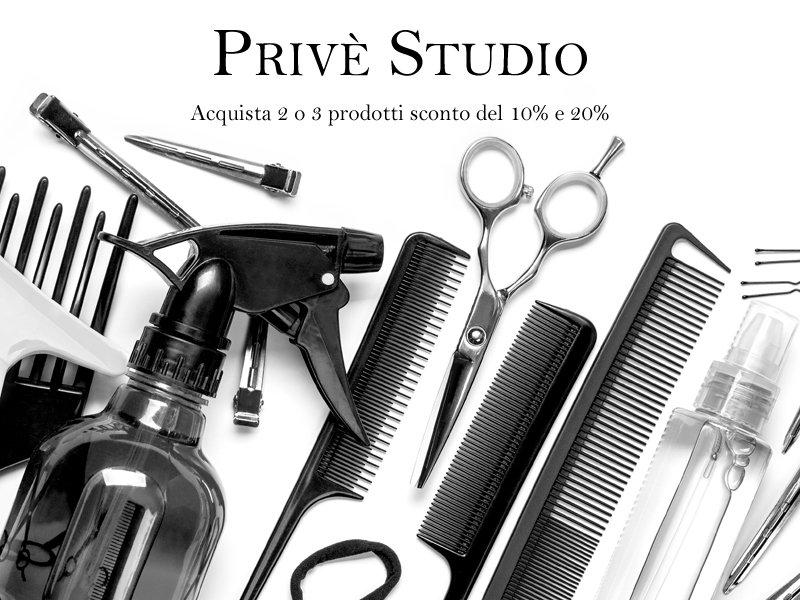 PROMOZIONE DI NATALE - Privè Studio