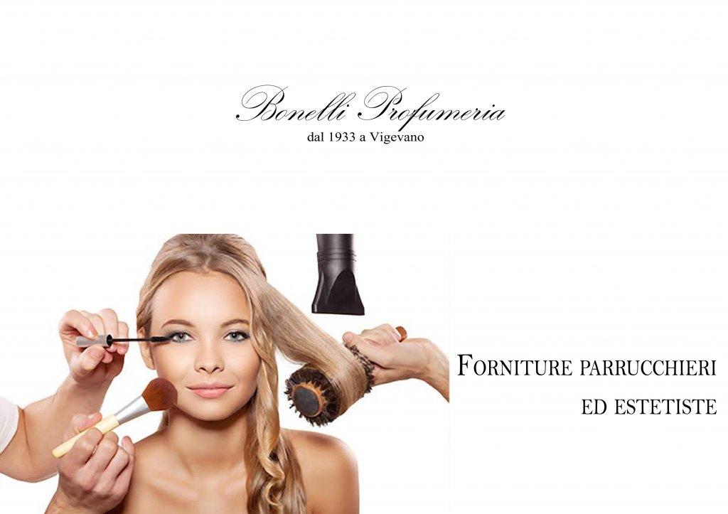 Promozione Dedicata a parrucchieri ed estetiste - Bonelli Profumeria