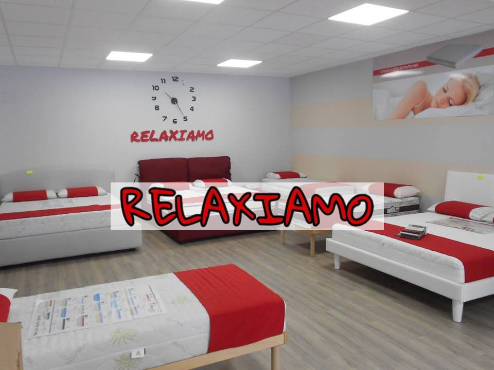 Collezione 2019 - Relaxiamo