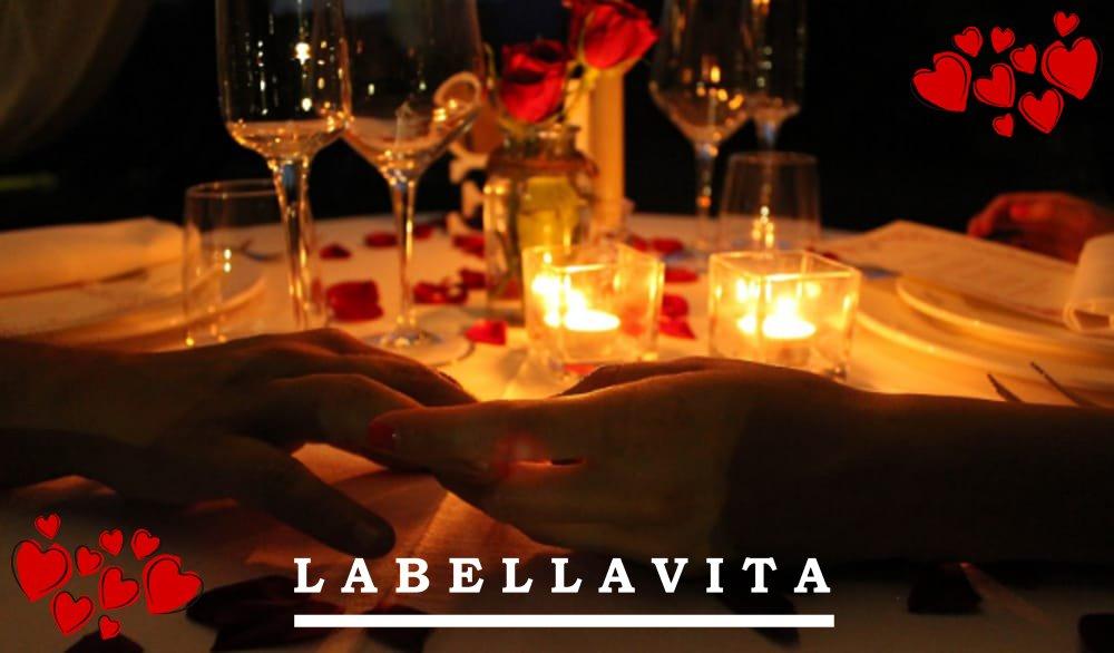 Cena di San Valentino - Labellavita