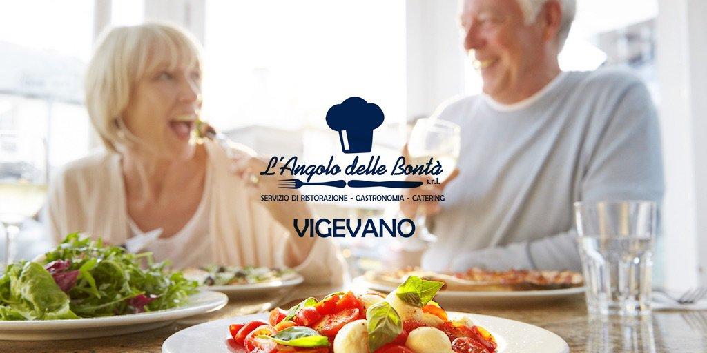Servizio a domicilio per anziani - Gastronomia l'Angolo delle Bontà