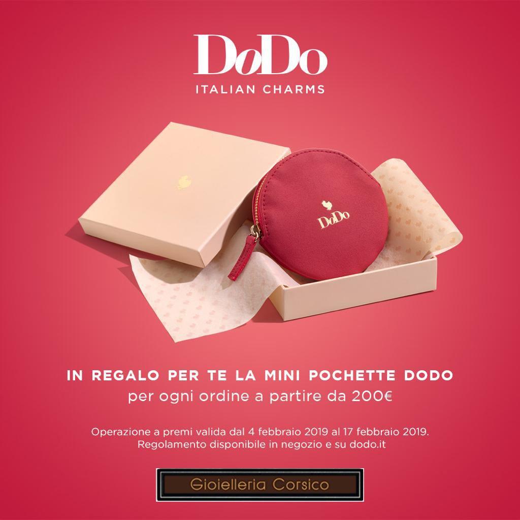 È arrivata la nuova collezione di San Valentino DoDo  - Corsico