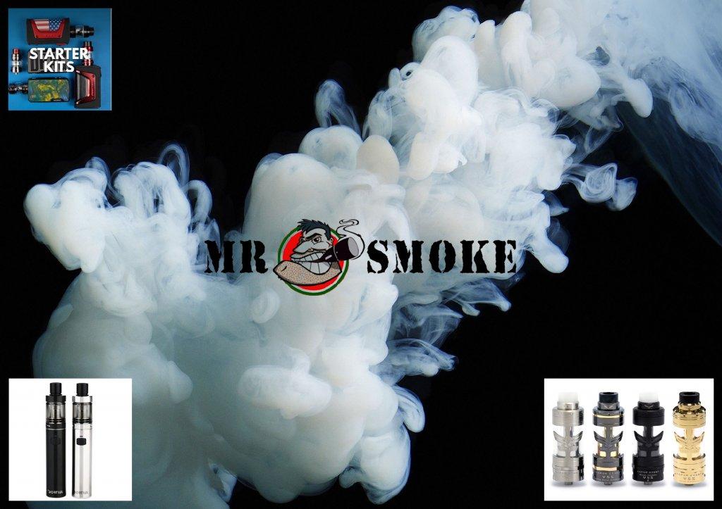 Promo di febbraio - Mr Smoke