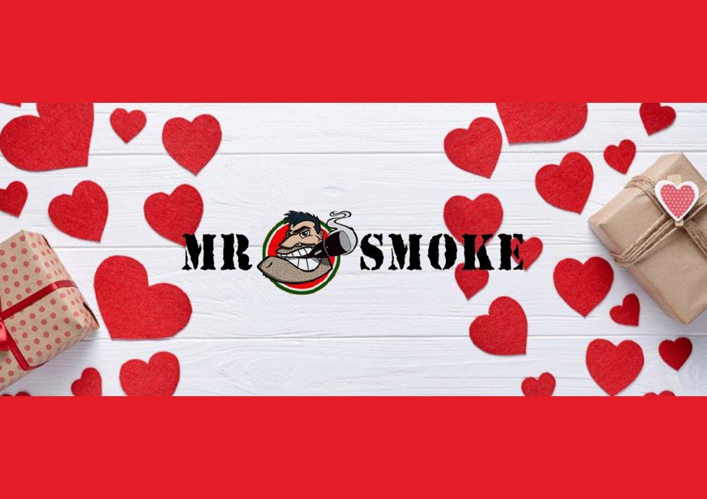 Promo di San Valentino - Mr Smoke