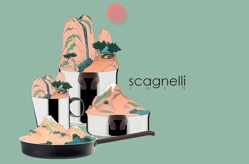 Rinnova il design in cucina con le Pentole Alessi Edo - Scagnelli