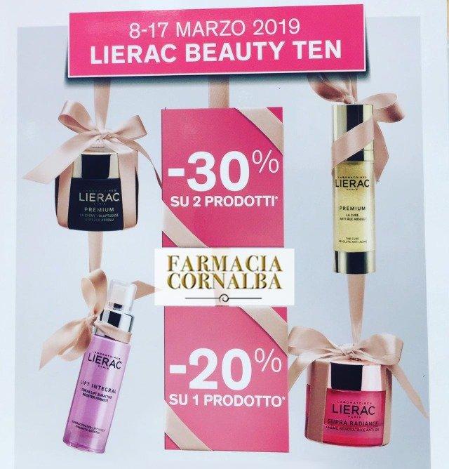 Lierac Beauty Ten - Cornalba