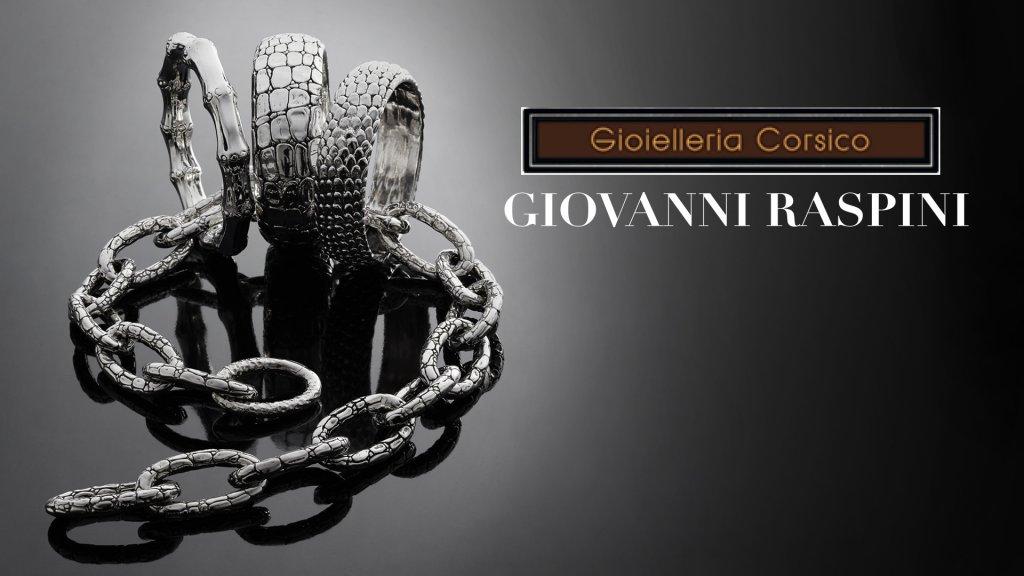 Lasciati coinvolgere dal design unico di Giovanni Raspini - Corsico