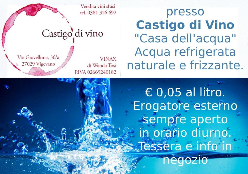 Casa dell'Acqua - Castigo di vino