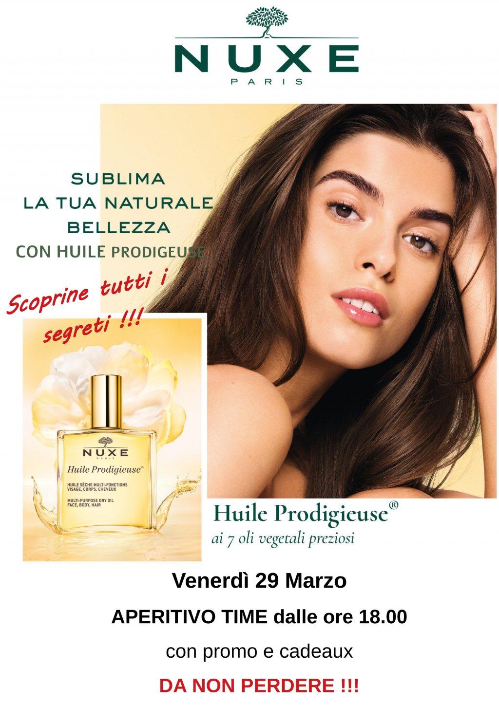 Sublima la Tua Naturale Bellezza con Huile Prodigieuse - Farmacia Rossi