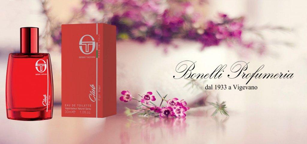 Prova la Nuova fragranza di Sergio Tacchini! - Profumeria Bonelli