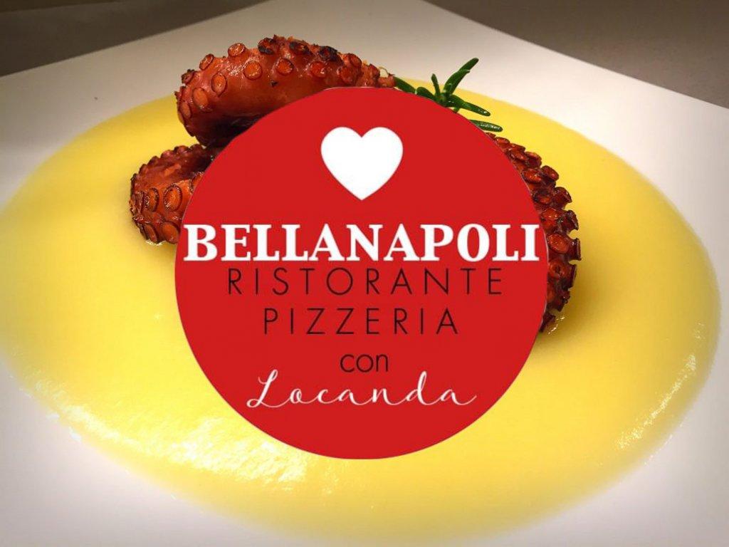 Prova il nostro Menù per la Pausa Pranzo! - Pizzeria Bella Napoli