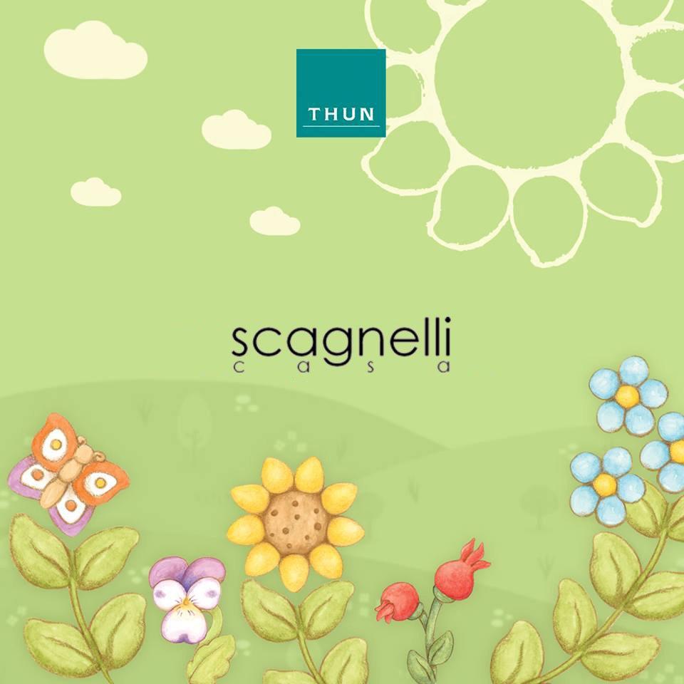 Accogli la primavera con le novità Thun - Scagnelli
