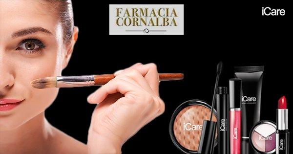 Lezione Make Up Gratuita iCare con Farmacia Cornalba