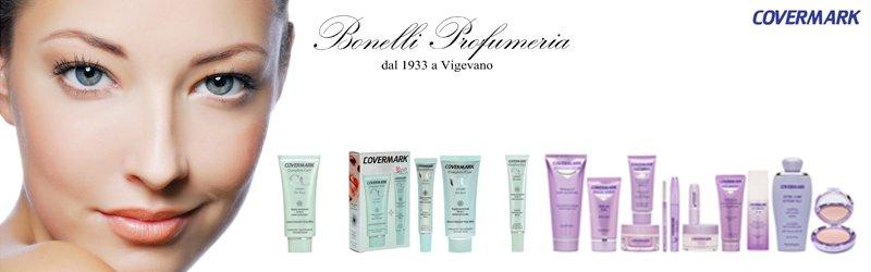 Make Up invisibile... Bellezza visibile con Covermark da Profumeria Bonelli