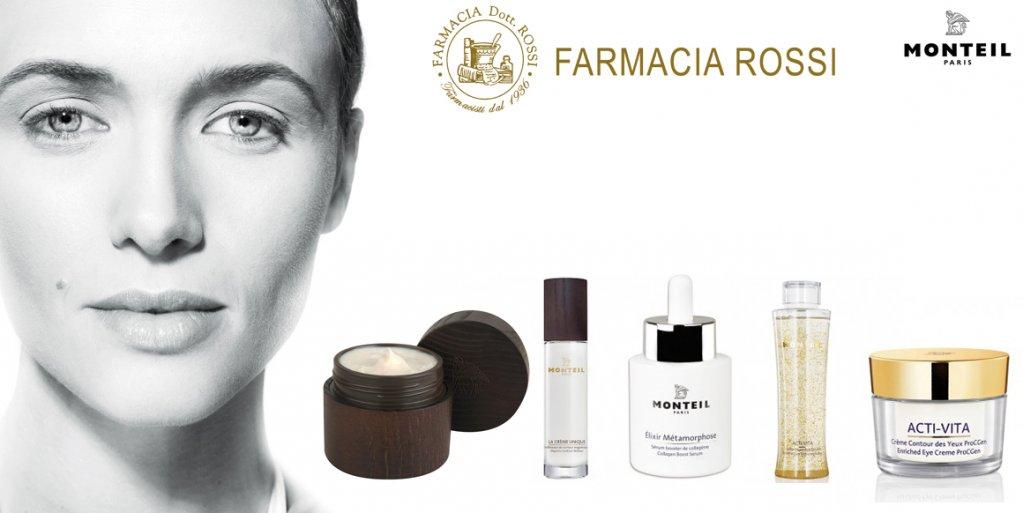 Cura la Tua Bellezza con Monteil - Farmacia Rossi
