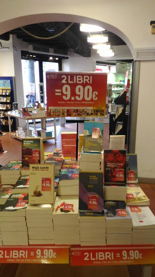 Due libri a 9.99 euro! - Feltrinelli