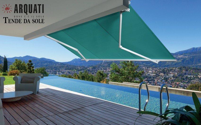 Manca poco all'arrivo della bella stagione, hai già scelto la tenda da sole per la tua casa? - Arquati Vigevano