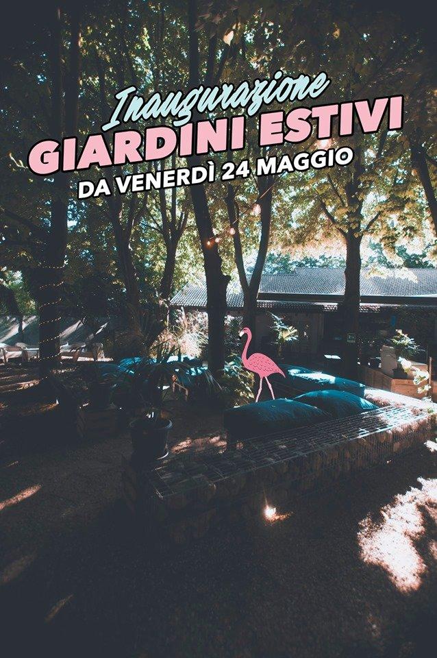 Inaugurazione Estivo 2019 • 24 Maggio • Grillo Social Club