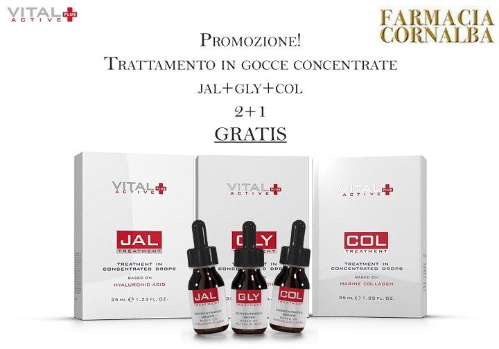 Ricarica la pelle di energia vitale con Vital Plus Active - Farmacia Cornalba