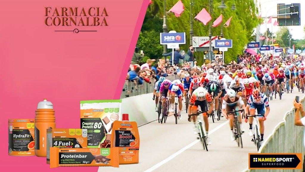 Inizia la giornata con gli integratori Namedsport - Farmacia Cornalba