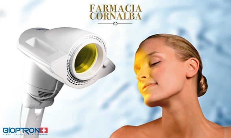 Prenota la tua visita per la Terapia della Luce - Farmacia Cornalba