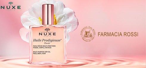 Prova il nuovo Huile Prodigieuse Florale - Farmacia Rossi
