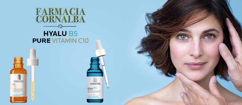 Sconto di 10€ acquistando 1 prodotto Le Roche-Posay - Farmacia Cornalba