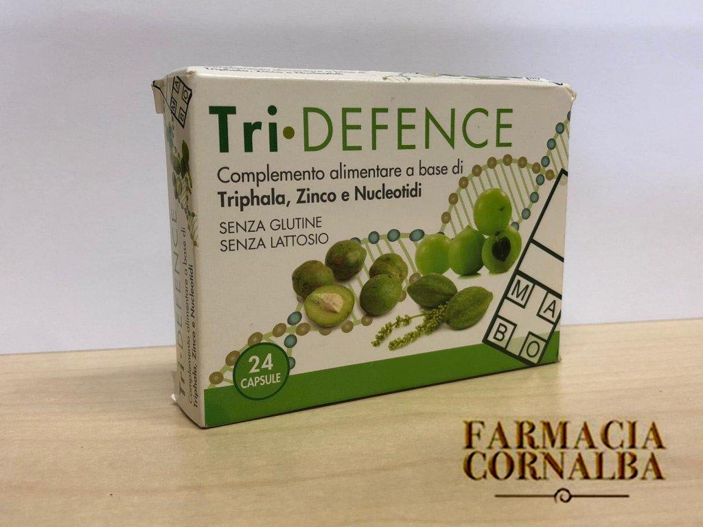 E' arrivato Tri Defence, aumenta il tuo sistema immunitario! - Farmacia Cornalba