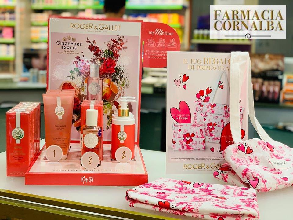Il tuo regalo di primavera - Farmacia Cornalba