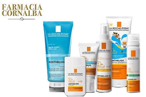 Portati avanti con l'abbronzatura coi solari La Roche-Posay - Farmacia Cornalba