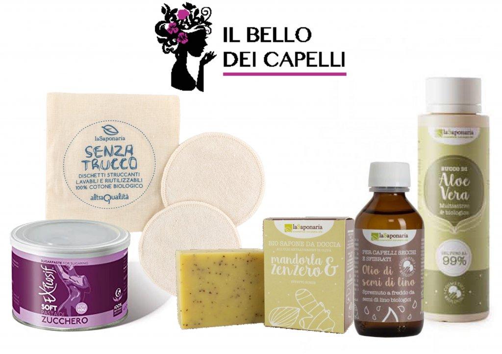Acquista i prodotti Bio che fanno bene a te e alla terra da Il Bello dei Capelli di Scaramella Valentina