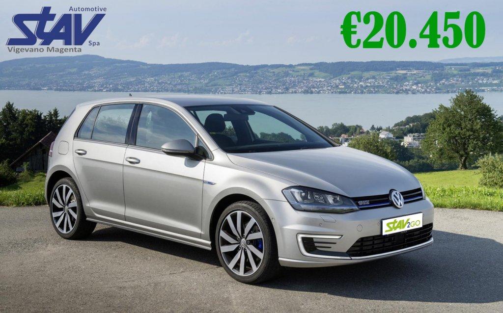 Oggi la Concessionaria Stav ti propone Volkswagen Golf