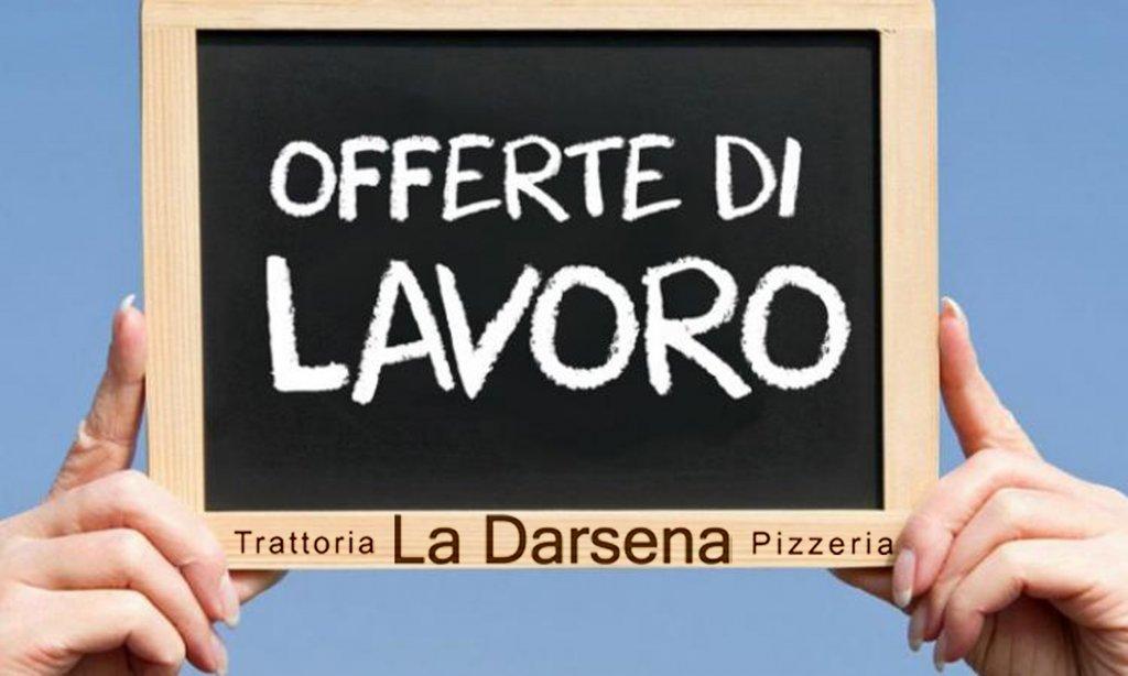 Offerta di Lavoro - Trattoria La Darsena