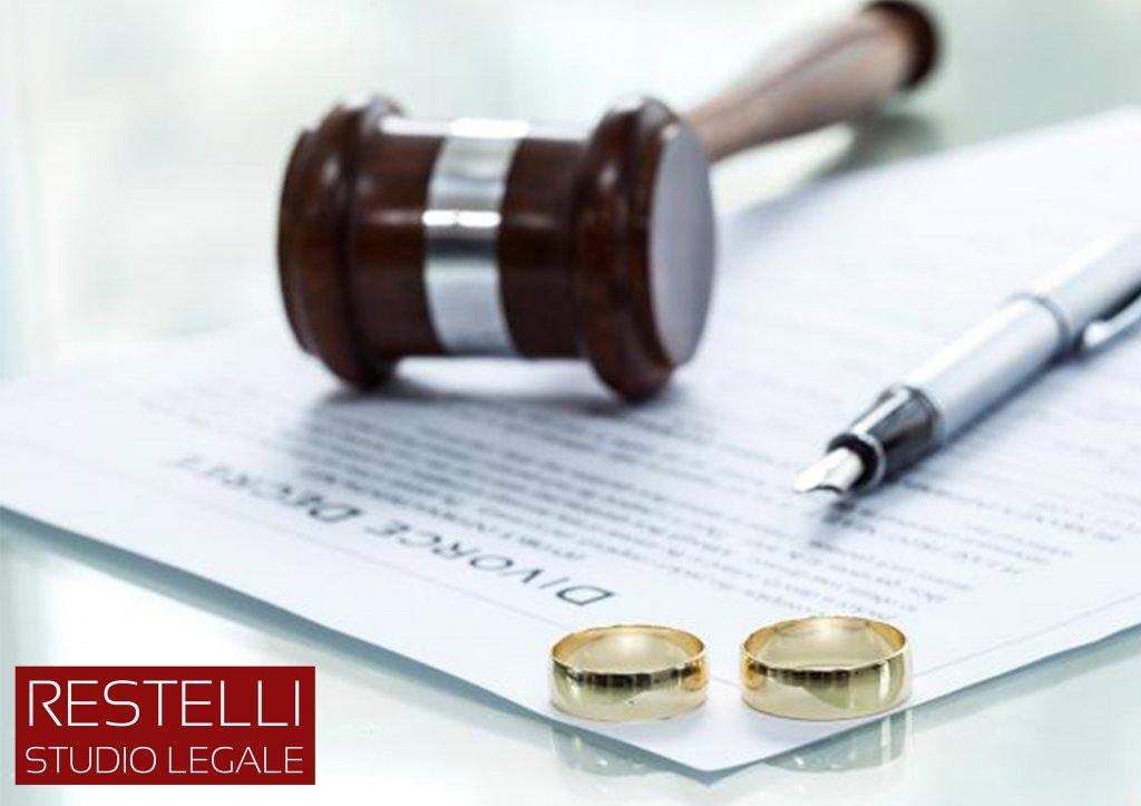 Separazione consensuale /divorzio congiunto in epoca Covid - Studio legale Restelli