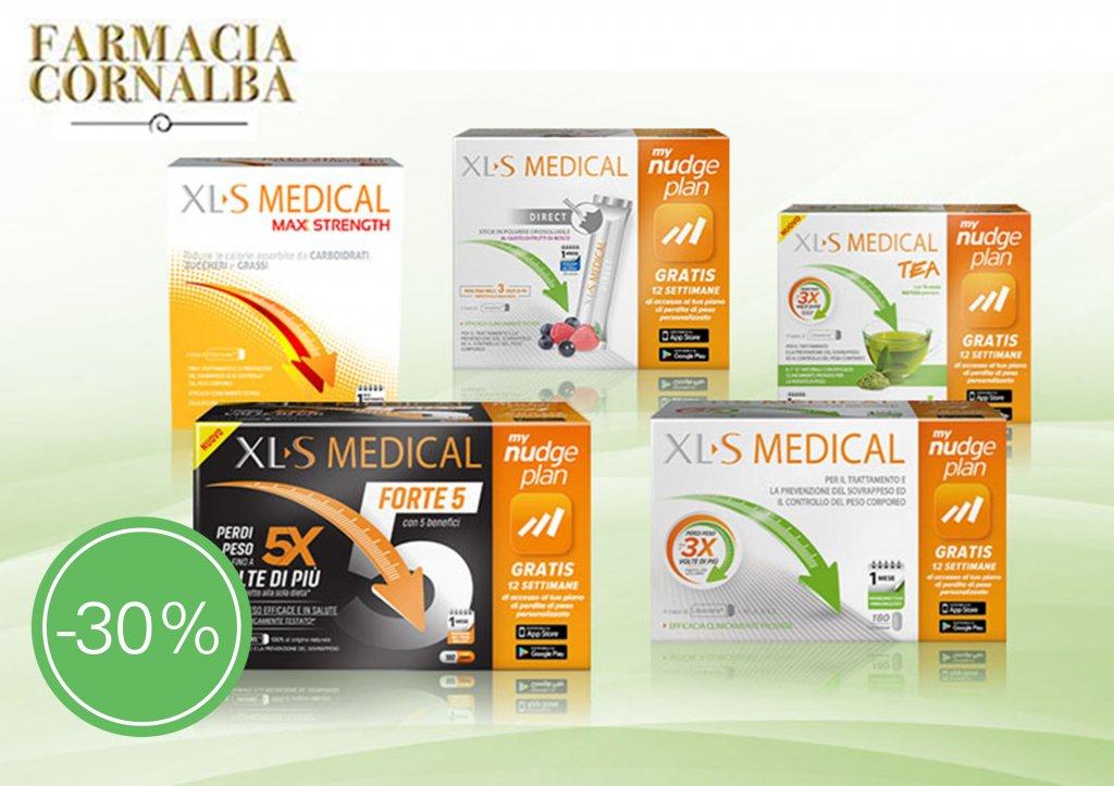 XLS Medical un alleato per la tua linea - Farmacia Cornalba